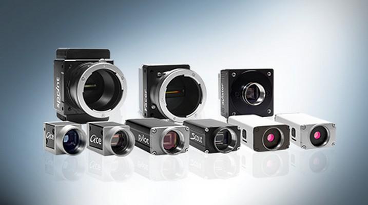basler(德国)高速摄像系统